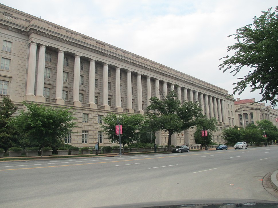 Home of the Internal Revenue Service