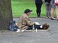 Homeless near Viru Keskus.JPG