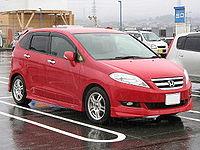 Honda FR-V thumbnail