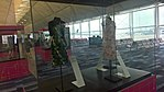 Hong Kong Museum of History Cheongsam exhibition, Hong Kong International Airport (2018) 13.jpg