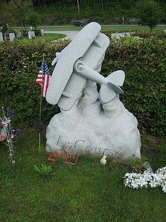 Hope Cemetery - Image: Hope Barre 02