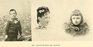 Stephen M. White - Hortense Sacriste