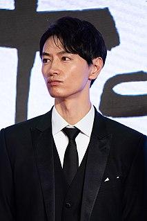 Yoshihiko Hosoda Japanese actor