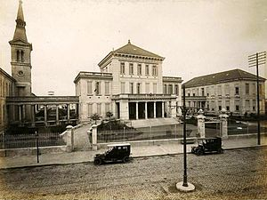 Caballito, Buenos Aires - Image: Hospital Durand (AGN, ca 1920)