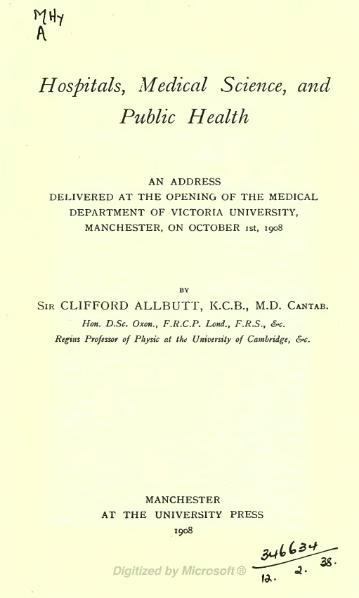 File:Hospitals, medical science and public health.djvu