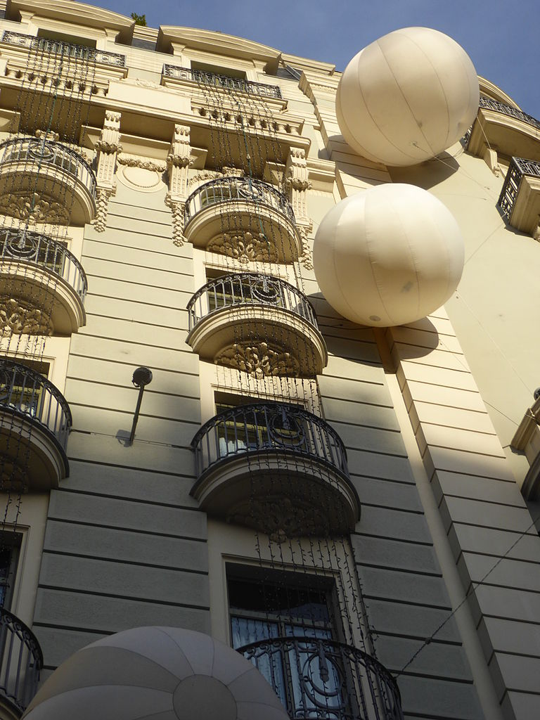 Hotel Majestic Barcelona Restaurant
