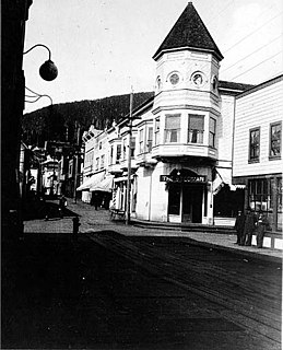 Downtown Ketchikan Historic District Historic district in Ketchikan, Alaska