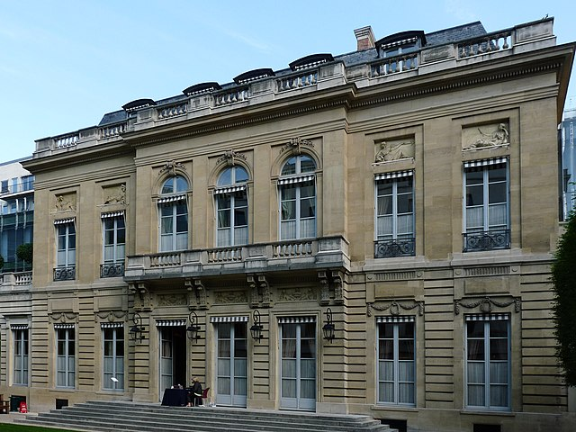 Hôtel de La Vaupalière
