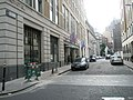 Hotel in Pepys Street - geograph.org.uk - 976175.jpg