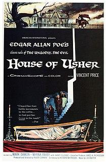 <i>House of Usher</i> (film) 1960 film by Roger Corman
