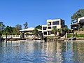 Houses at Hope Island seen from Coomera River, Queensland 17.jpg