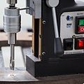 How to perform Tapping (Thread Cutting) with a Magnetic Drilling Machine?.jpg