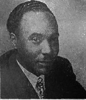 Howard Biggs - From Billboard 1944 Music Yearbook