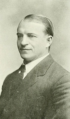 Howard R. Reiter - Reiter pictured in The Epitome 1914, Lehigh yearbook