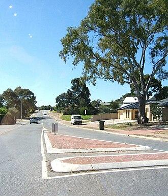 Aberfoyle Park, South Australia - Hub Drive, Aberfoyle Park.