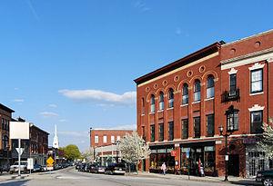 Massachusetts Route 62 - Image: Hudson Center