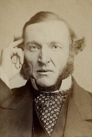Hugh Cairns, 1st Earl Cairns - Image: Hugh Cairns, 1st Earl Cairns 1860s