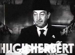 Hugh Herbert - Hugh Herbert in Dames (1934)