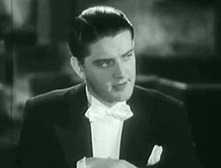 Hugh Trevor American actor (1903-1933)