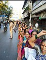 Human Chain, Mahul residents protests.jpg