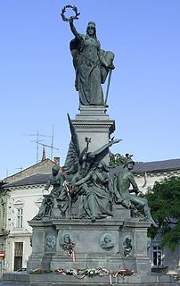Lady of Hungaria National personification of Hungary