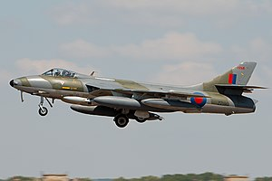 Hawker Hunter Wikipedia