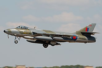 Hawker Hunter - Hawker Hunter at RIAT in 2018