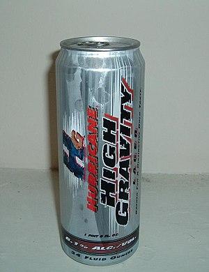 Anheuser-Busch brands - Hurricane