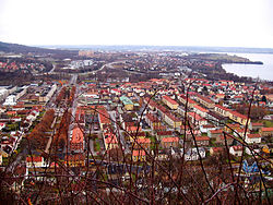 View over Huskvarna