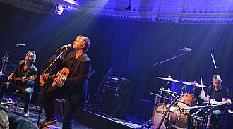 I Am Kloot - I Am Kloot live at the Paradiso, Amsterdam, August 2007