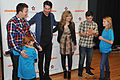 ICarly actors at Joint Base McGuire-Dix-Lakehurst.JPG