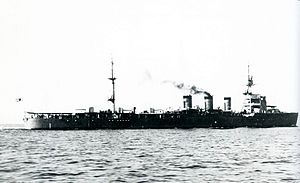 IJN Natori in 1922 off Nagasaki.jpg