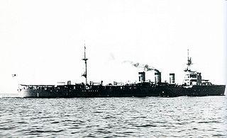 Japanese cruiser <i>Natori</i>