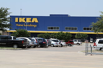 Frisco, Texas - The IKEA in Frisco