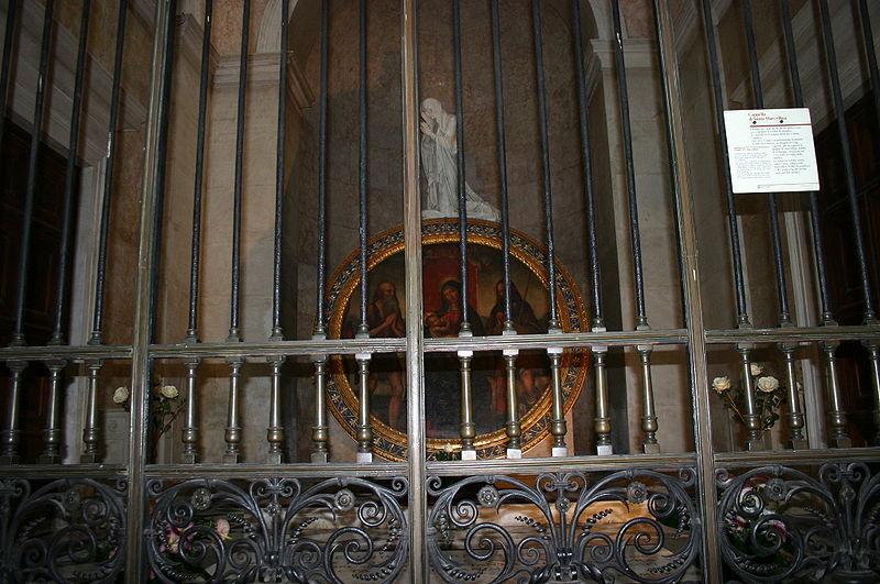File:IMG 9899 - Milano - Sant'Ambrogio - Cappella S. Marcellina - Foto Giovanni Dall'Orto 25-Apr-2007.jpg