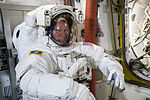 ISS-42 EVA spacesuit checks Terry Virts.jpg