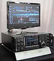 Icom IC-7700 stone mountain hamfest.jpg