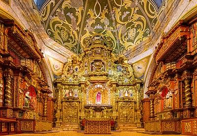 Iglesia de Santo Domingo, Quito, Ecuador, 2015-07-22, DD 202-204 HDR.JPG