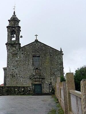Igrexa de San Xián de Laíño, Dodro.jpg