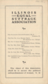 Illinois Equal Suffrage Association pamphlet, 1903.png