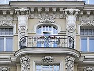 Immeuble art nouveau (Riga) (7573886286)