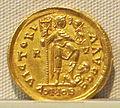 Impero d'occidente, onorio, emissione aurea, 393-423, 03.JPG