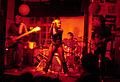 In Deed popband live Köping smedjan 2003.jpg