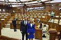 Inese Lībiņa-Egnere in Parliament of Moldova (15362331717).jpg