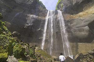 Japan's Top 100 Waterfalls - Image: Inkura