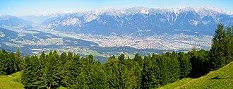 Tyrol - Innsbruck