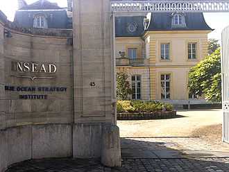 INSEAD - INSEAD - Blue Ocean Strategy Institute
