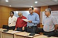 Integrity Pledge - Vigilance Awareness Week Observance - NCSM - Kolkata 2017-10-30 5787.JPG