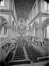 interieur, overzicht richting orgel - amsterdam - 20013269 - rce