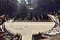 Interior of Colosseum, Rome, Italy (Ank Kumar) 11.jpg